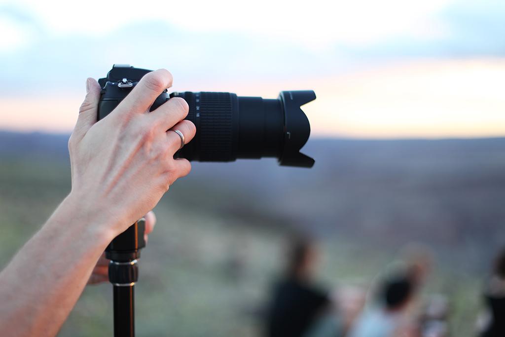 写真を撮るために用意するもの