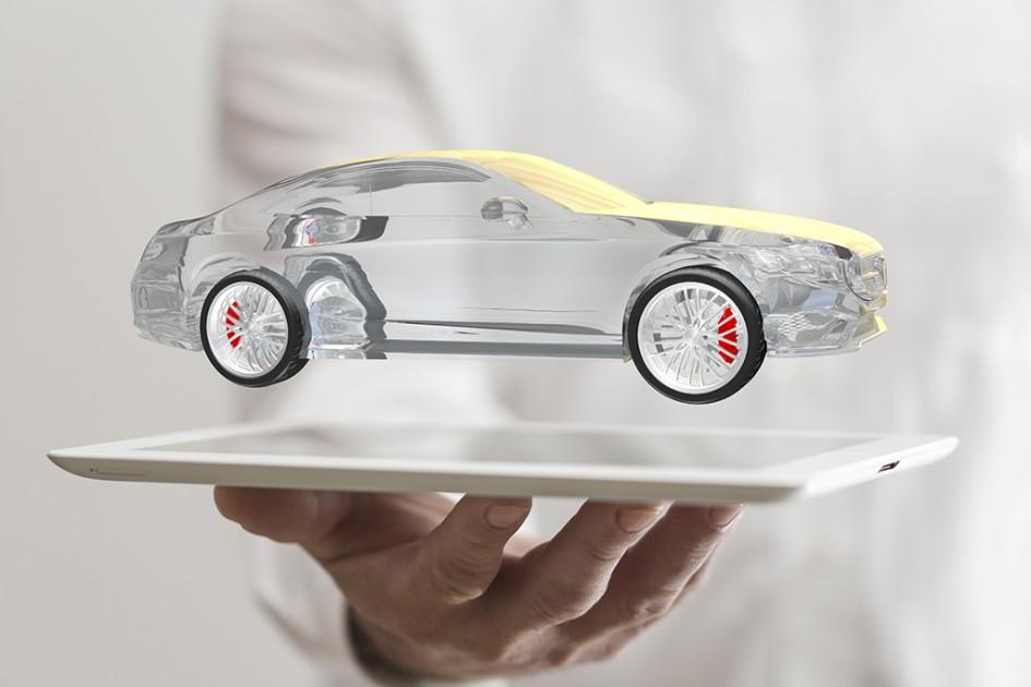 3Dホログラムの仕組み