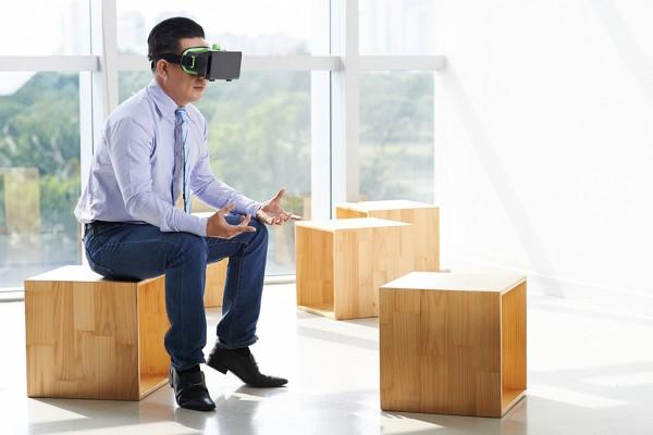 VR技術の応用例