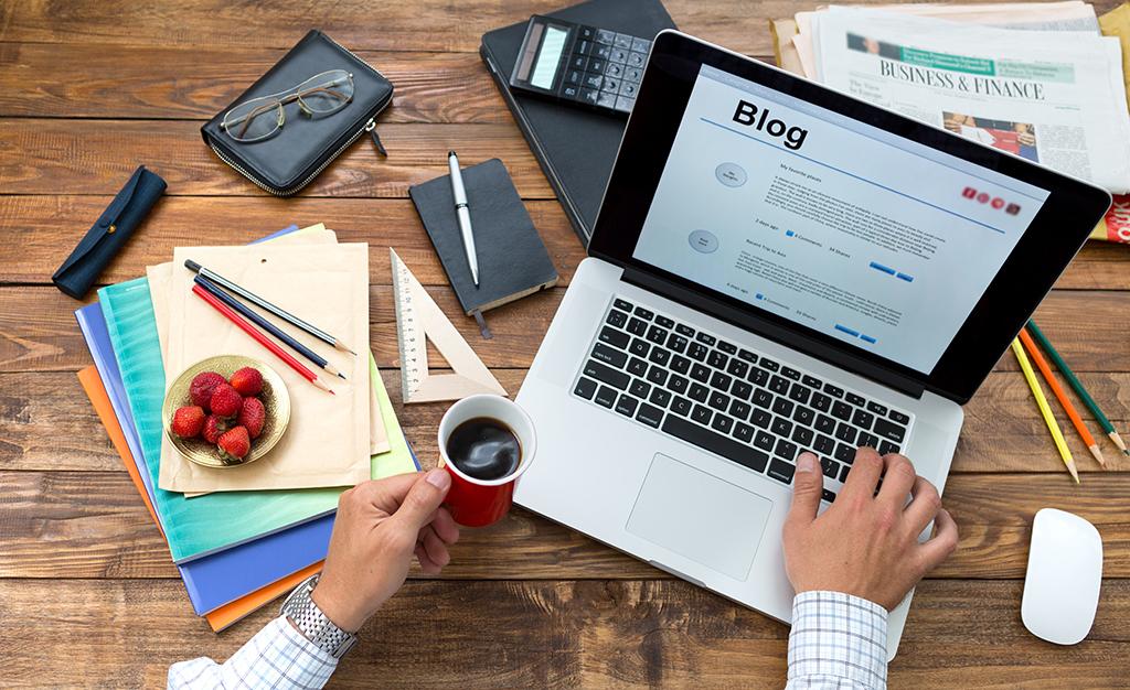ブログやWebサイトを立ち上げる