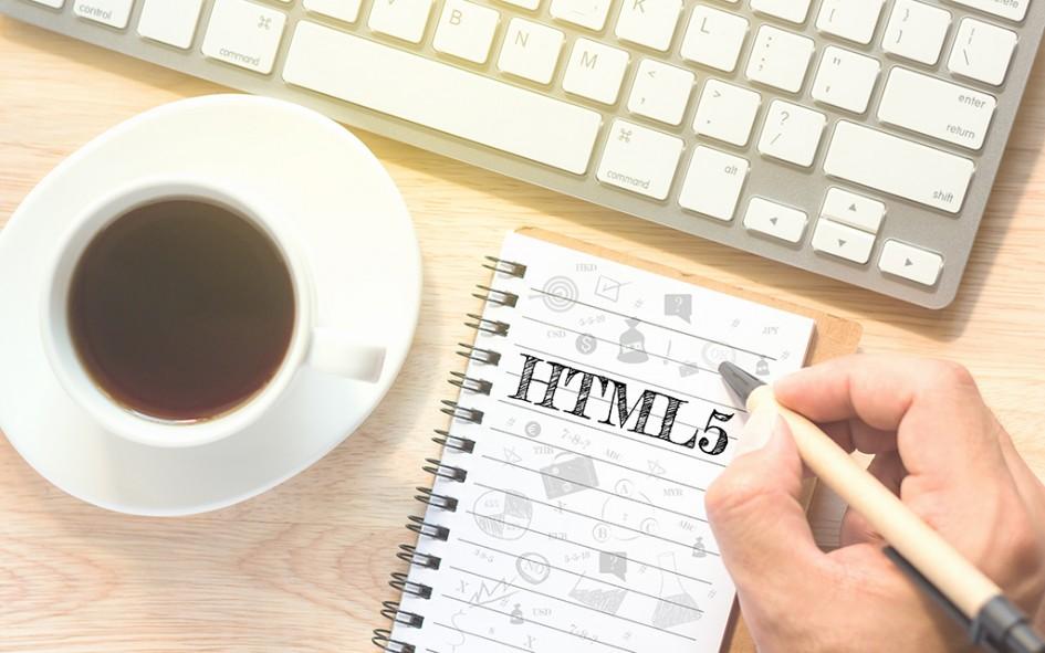 HTML5を使ったサンプルサイト