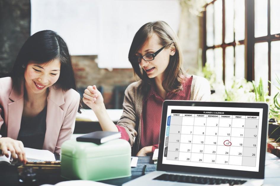 仕事のスケジュール管理方法