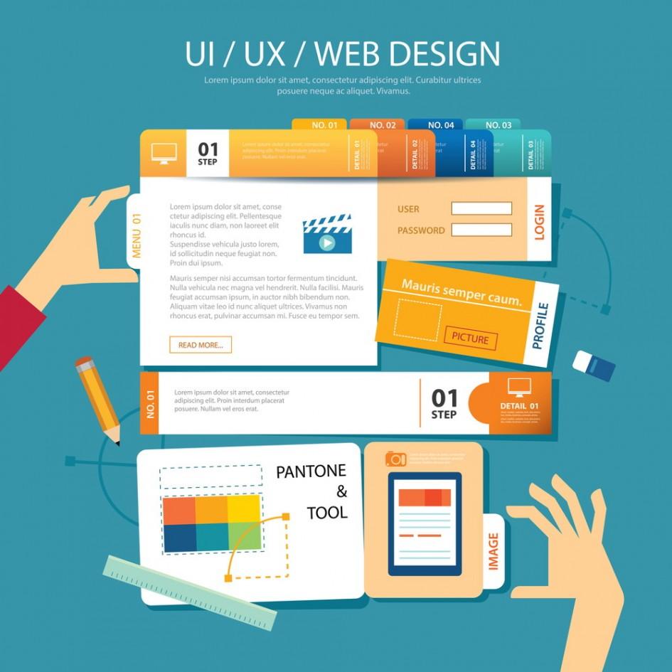 Webデザインのワイヤーフレームとは