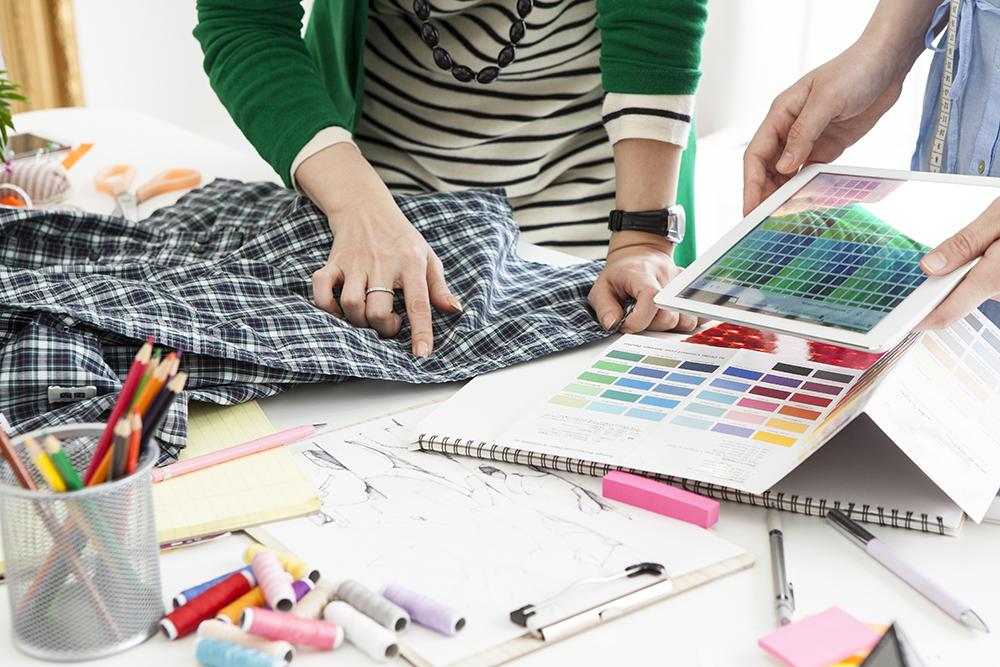 テキスタイルデザイナーの仕事内容と年収